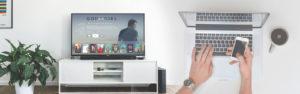 Telewizja po światłowodzie